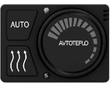 Воздушный отопитель Avtoteplo (Автотепло) 2D 24V
